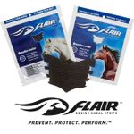 FLAIR Equine Nasal Strips <br> Individual or 6 Pack