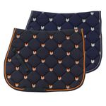 Foxes Saddle Pad