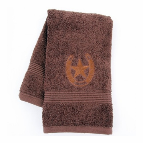 Horseshoe Bath Towel