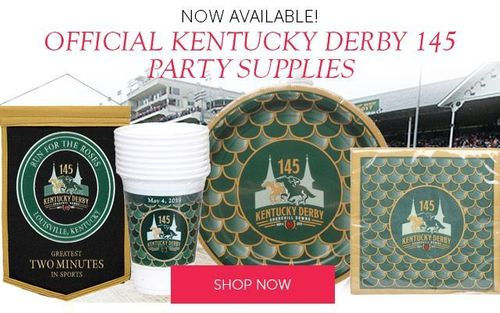 Kentucky Derby Party Supplies