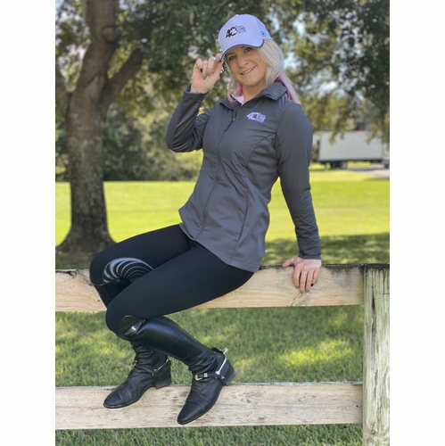 Ladies HITS Logo Competitor Jacket