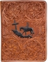 Leather Tooled Bible Cover