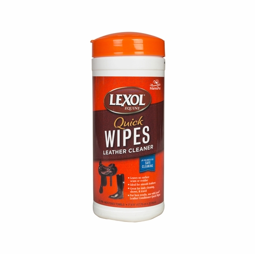 Lexol Quick Cleaner Wipes