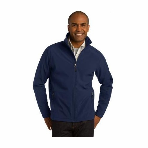 Port Authority Mens Core Soft Shell <br> <font color=navy> Add Your Logo! </font color=navy>