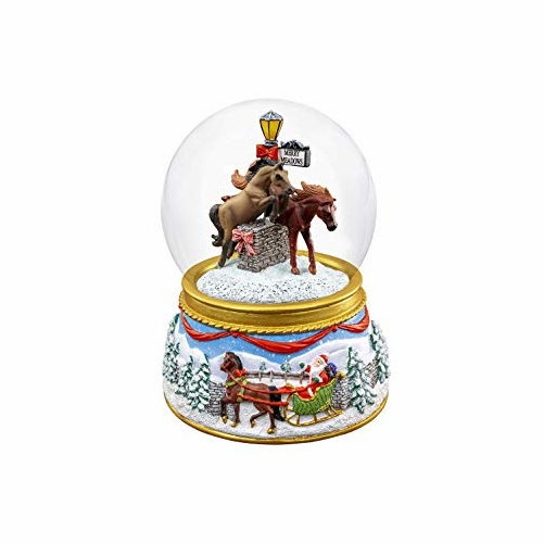 Merry Meadows Snow Globe