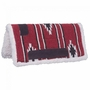 Mini Western Fleece Saddle Pad