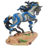 Legend of the Blue Horse