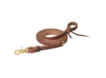 Weaver Canyon Rose Harness Roper Reins <br> 5/8 x 8'