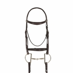 Ovation Breed Fancy Stitched Raised Padded Bridle