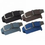 Ovation Deluxe Braided Stretch Belt