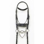 Ovation  Stephania Weymouth Bridle with Crank Noseband