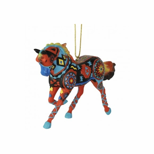 Painted Ponies- The Eye Dazzler Ornament