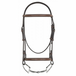 Pessoa Raised Fancy Stitched Bridle with Padding
