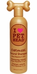 Pet Head� Oatmeal Natural Shampoo