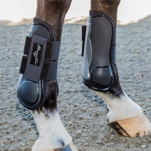 Professional's Choice Open Front Boots