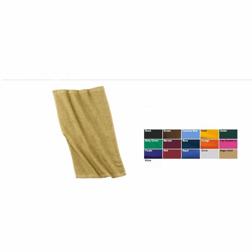 Personalized Basic Grooming Towel <br> <font color=red> CUSTOMIZE! </font color=red>
