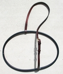 Rubber Figure Eight Race Noseband