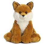 Sitting Fox Plush