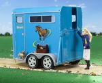 Traditional Series Two Horse Trailer