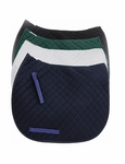 TuffRider Basic Dressage Pad  <br> <font color=green> Tack Shack Best Seller </font color=green>
