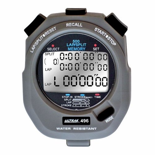 Ultrak496 Professional Stopwatch