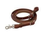 Weaver Canyon Rose Harness Round Roper Rein <br> 8ft