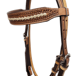 Wide Browband Headstall