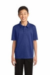 Youth Silk Touch Polo <br> <font color=navy> Add Your Logo! </font color=navy>