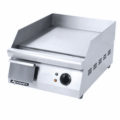 "Adcraft 16"" Electric Griddle, Model# GRID-16"