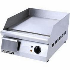 "Adcraft 24"" Griddle, Model# GRID-24"