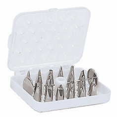 Adcraft 29 Pc Decorating Tube Set, Model# AT-782