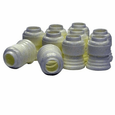 Adcraft Couplings Plastic 10 Pack, Model# AT-400/10