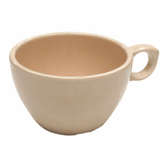 Adcraft Cup 7-1/2 Oz Low Shape Tan, Model# MEL-CO75T