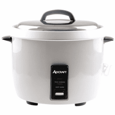 Adcraft Economy 30 Cup Rice Cooker, Model# RC-E30