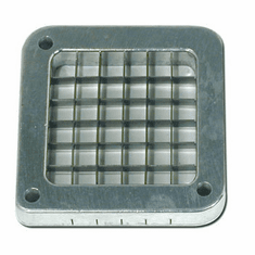 """Adcraft French Fry Cutters Cutting Die 1/2"""" Square Assembly, Model# FFC12"""