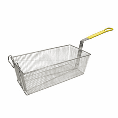 Adcraft Fry Basket Handle-Yellow, Model# FBR-16834
