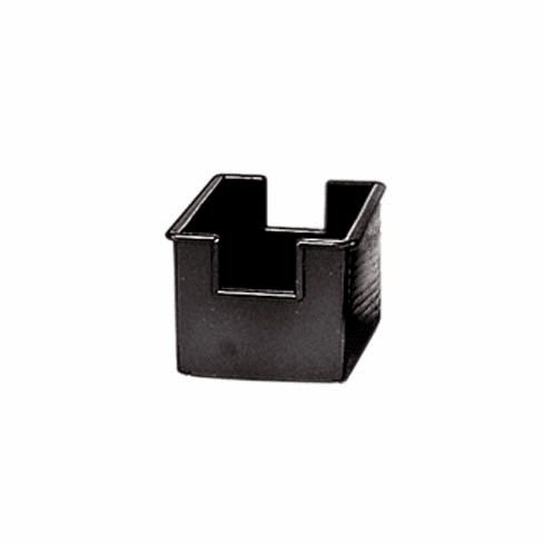Adcraft Holder Sugar Packet Plas Black, Model# SUG-4BK