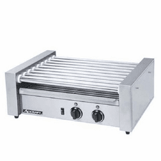 Adcraft Hot Dog Roller Grill 24 Hot Dog Capacity, Model# RG-09