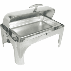 Adcraft Long Island Chafer Oblong 8Qt, Model# LI-8