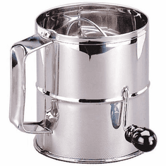 Adcraft Sifter Flour S/S, Model# FLS-8