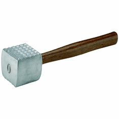 Adcraft Tenderizer Wood Hdl 2 Sided, Model# TWH-2