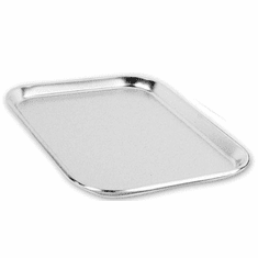 "Adcraft Tray S/S 18"" X 14"" X 7/8"", Model# SST-1418"