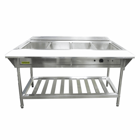 Adcraft Water Bath Steam Table, Model EST-240