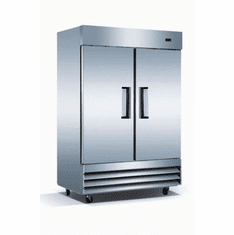 Admiral Craft Freezer E Series 2 Door Model GRFZ-2D