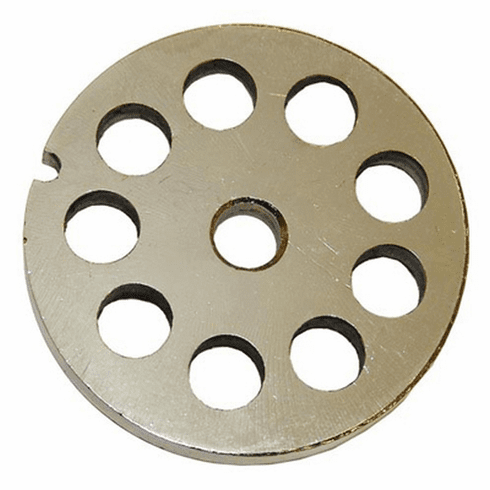 "Alfa Chopper Plate-S/S-1/2""-12 Mm/Chopper Plates, Model# 12 1/2 ss"