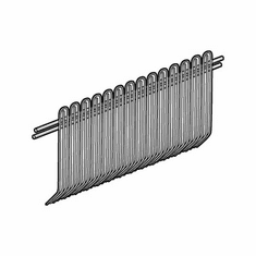 Alfa Dual Ridged Back Comb/Parts For Biro Tenderizers, Model# BT-117