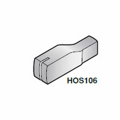 Alfa Filler Block/Parts For Hobart Band Saws, Model# HOS106