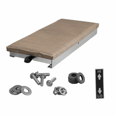"Alfa Heat Seal Hot Plate Kit – 6"" X 15"" Parts For Heat Seal Wrappers (Made In The USA), Model# hs6101"