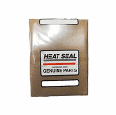 "Alfa Heat Seal Non-Stick Hot Plate Cover 8"" X 15"" For Heat Seal Wrappers (Made In The USA), Model# hs5903"
