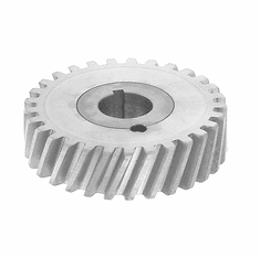 Alfa Hobart Bronze Worm Wheel Gear Brush Transmission Unit For Hobart Mixers A120 And A200 60Hz (Made In The USA), Model# hm2-513